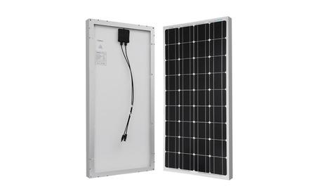Renogy 100 Watt 12 Volt Monocrystalline Solar Panel 19645c3f-508b-4286-83d4-16babecaa338