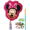 Disney Minnie Mouse Pinata Kit Party Supplies