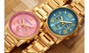 Akribos XXIV Women's Watch with Multifunction Swiss Quartz Dial