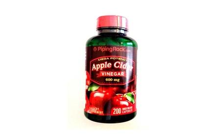 High Quality Apple Cider Vinegar Mega Potency Capsules