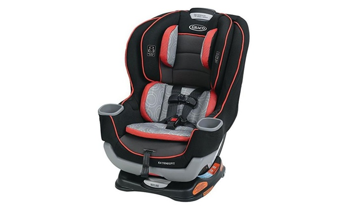 Graco Children S Products 1991894 Extend2Fit Convertible Car Seat