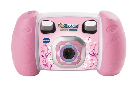 VTech Kidizoom Camera Connect, Pink 5e52005a-c936-4339-8e04-502959e56460