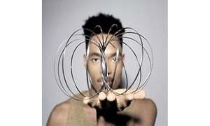 Magic Slinky Fidget Interactive Educational 12-Ring Flowing Fidget Toy