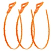 3 Pack 19.9 Inch Drain Snake Hair Drain Clog Remover Cleaning Tool