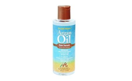 Double Sheen Argan Oil Hair Serum