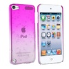 Insten Snap-on Case Ipod Touch 5 5th Gen Clear Hot Pink Waterdrop