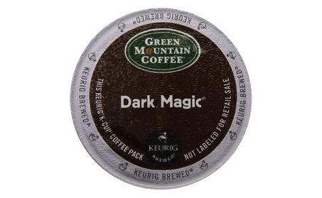 Green Mountain Coffee K-Cup Extra Bold Dark Magic Coffee db70e8bb-9e64-419c-8af9-dc108d3c99e3