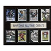 """NCAA Football 12""""x15"""" Michigan State Spartans All-Time Greats Plaque"""