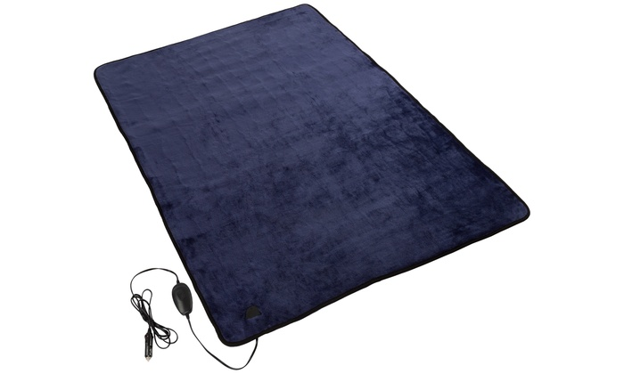 Stalwart 12v Heated Electric Car Blanket