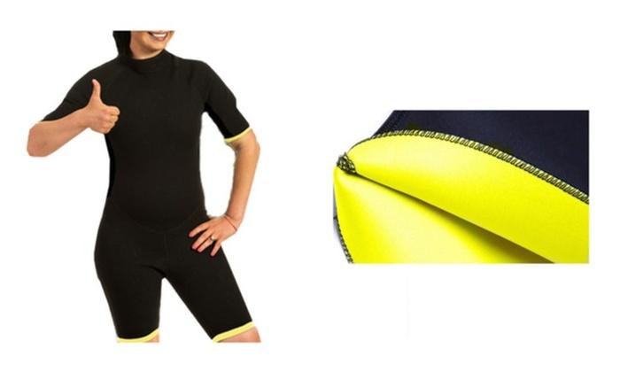 Neoprene Full Body Workout Sweat Gear