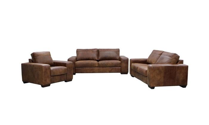 Ashanti Furniture Home Livingroom Caledon Sofa Set