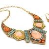 Vintage Power Big Statement Maxi Collar Women's Necklace