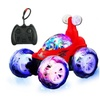 Children  LED Electric Automobile Car Model Toy Kid Gift