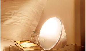 Philips Wake Up Light, Nightlight and Alarm Clock
