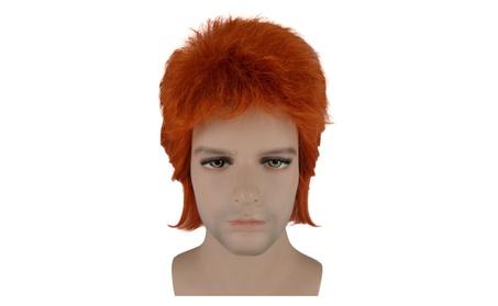 HalloweenPartyOnline David Bowie - Ziggy Stardust Cosplay Wig b0994c0c-aa55-4bd7-a544-297a658f3e16