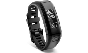 Garmin vívosmart HR Activity Tracker Regular Fit - Black