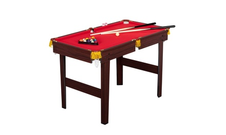 48 Inches Billiard/Pool Table Set, for Kids and Adult