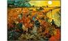 Groupon Goods: The Red Vineyard at Arles, c.1888 by Vincent van Gogh