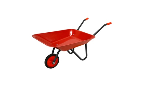 Children's Metal Wheelbarrow df06803e-1e11-46fb-8640-a6a43aafb581