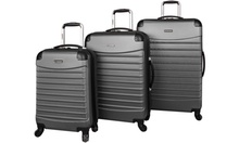 Ciao Voyager Hardside Spinner Luggage Set (3-Piece)
