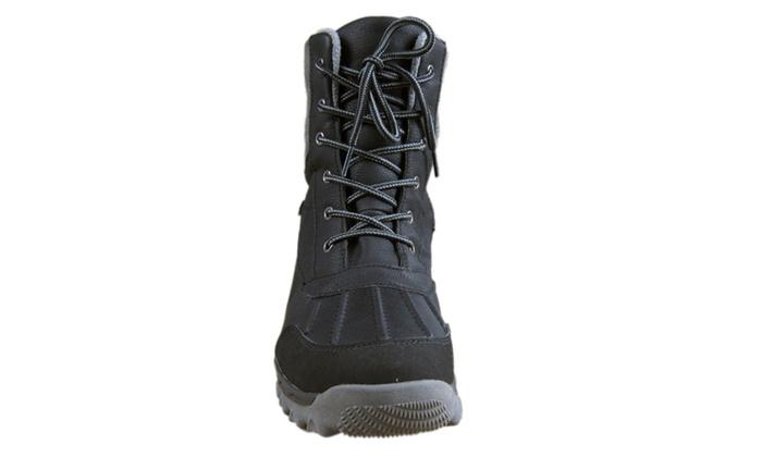 79fbfb8ceff Rocky Moose Men's Winter Snow Boots Michigan Waterproof Guaranteed ...