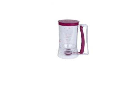 Plastic Pancake Batter Dispenser with Measurement for Cupcake 61847665-a789-433c-95b5-c0b432b6976e