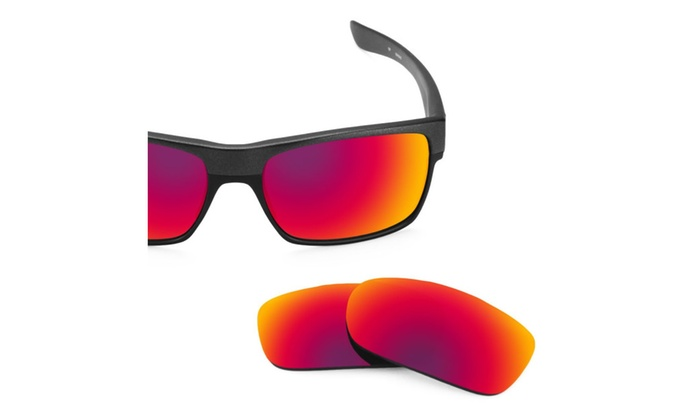 Oakley Twoface Lenses Replecements by Tactical Lens MIA ( Fire Red )
