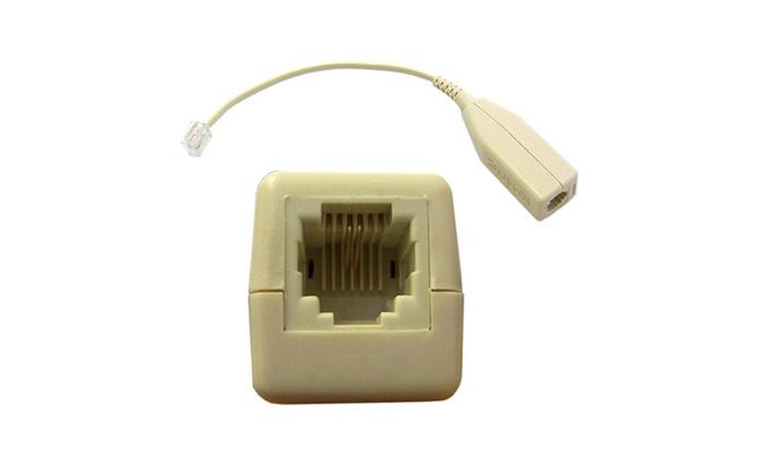 1 Port Single Line ADSL Filter