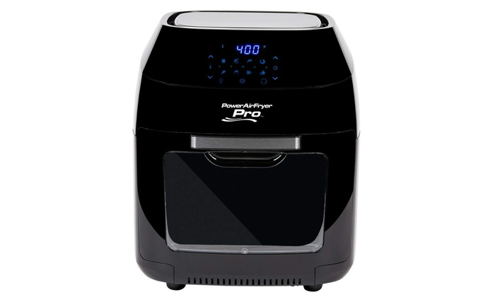 Power Airfryer Xl 6 Qt Power Air Fryer Oven With 7 In 1 Cooking