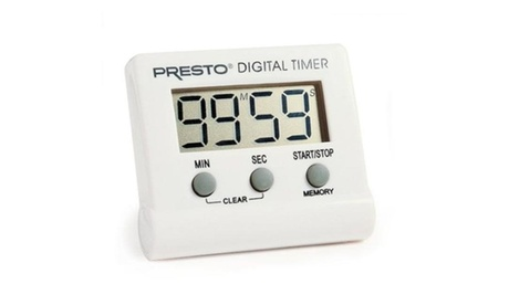 Presto 04213 Electronic Digital Timer photo