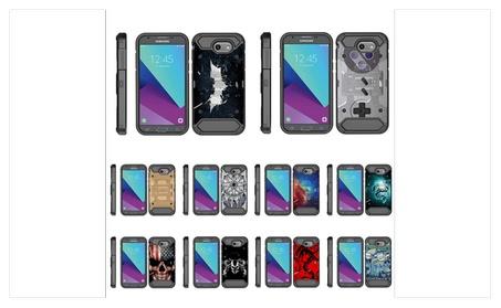 Full Body Armor Holster Belt Clip Case for Samsung Galaxy J3 (2017) 8d611cde-78c4-431c-9b91-0cc000022d6b