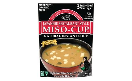 Edward & Sons Miso-Cup Japanese Restaurant Style, 2.9 Ounce fca3d5f3-6a03-4244-945e-ee8fd30487df