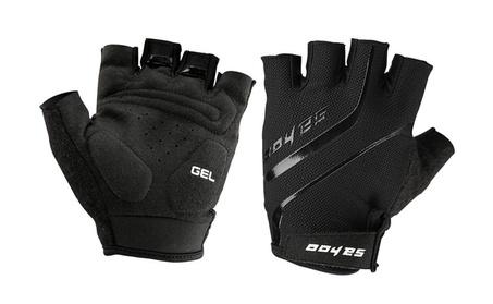 Non-slip GEL Bike Half Finger Gloves, Comfortable, Cycling, Riding 3a920ba8-4f76-46ce-b306-f8469bd3f9c3