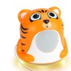 Kids Cute Animal Portable Speaker with LED Night Light - 3.5mm Aux