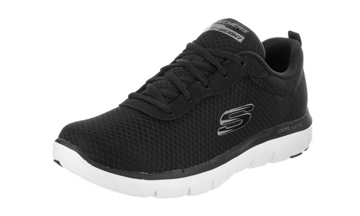 7de1bfafe377 Skechers Men s Flex Advantage 2.0 - Dayshow Casual Shoe