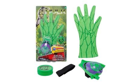 Avengers Spider-Man Hulk Captain America Batman Glove Launcher ca768d79-e808-4b9e-a6f8-3ef94d885492