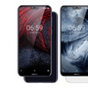 "Nokia 6.1 Plus TA-1103 Dual Sim 64GB (Factory Unlocked) 5.8"" 4GB RAM"