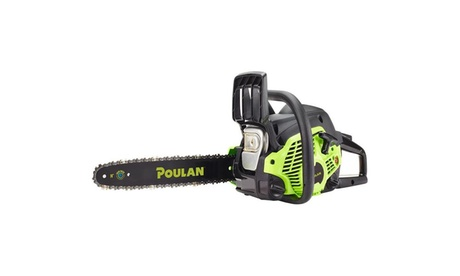"Poulan 14"" PP3314 Gas Chainsaw (Manufacturer Refurbished) d9431b7b-0055-42b0-b222-7ad13d239f45"