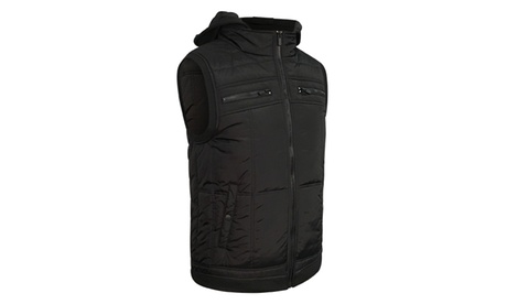Repair Men's Padded Outerwear Clothing Vest 56feb842-2ce5-467e-8566-985814d1fe81