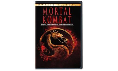 Mortal Kombat I,Mortal Kombat II (DBFE) (DVD) (Franchise Art) 8a1b43ad-503c-4a40-9713-534f496b454b