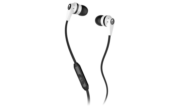 skullcandy ink u0026 39 d 2 0 earbud headphones