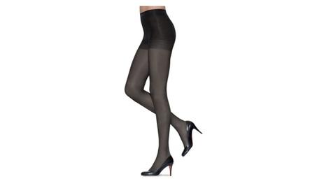 Leggs Sheer Comfort Pantyhose - Size A - Soft Black 5bea427f-2427-4393-a58a-287bf6c4051f