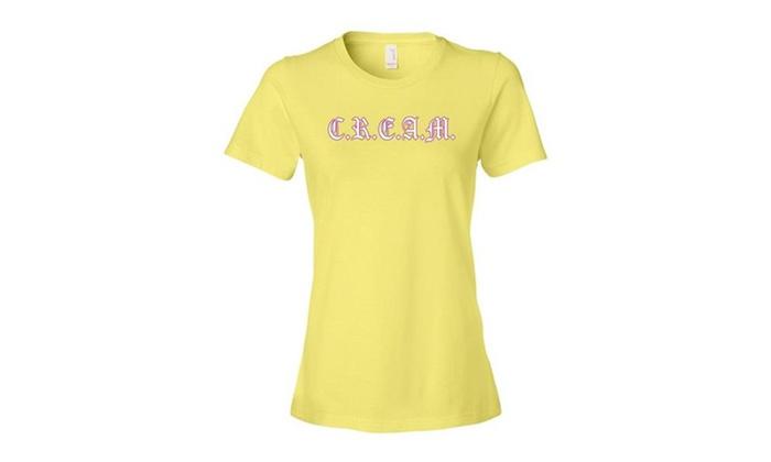 e37569b0815 CREAM Cash Rules Everything Around Me Tee Shirt