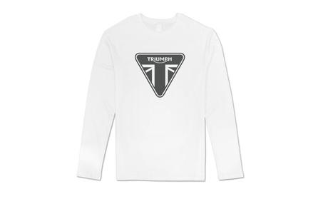 Shuqin Adult Triumph Motorcycle Logo John Bloor T Shirts 1e77bcbc-9a40-4c9d-adab-23f5b582c85f