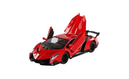 1:14 4CH Lamborghini Veneno RC Car Radio Remote Control w/ Open Doors 532b0134-7a66-4193-8088-e0065b2e9512