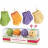 Caterpillar Crawlers Baby Socks Gift Set