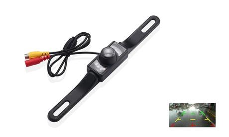 Waterproof CMOS 7LED Car Rear View Backup Camera Parking Reverse Back Up Camera