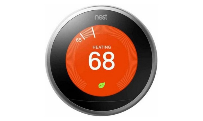 Nest Labs 3rd Gen The Learning Thermostat