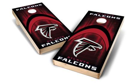 NFL Natural Cornhole Board Set-Arch 5c1f0309-4bc8-427f-ace2-b9af87ea5d09