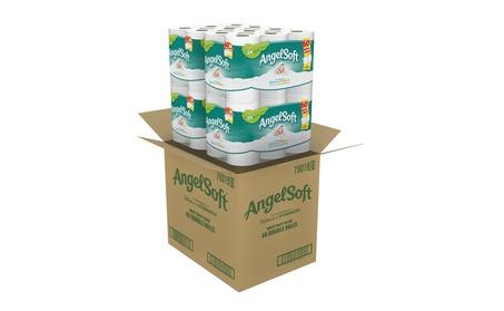 48 Count Angel Soft Double Toilet Paper, Bath Tissue! 20be67bb-fcd5-4cc7-8ac4-dfae4fd2c54c